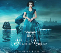 Riot of Storm and Smoke audiobook release and narrated audiobooks available